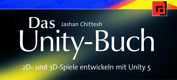 Das Unity-Buch gibt es jetzt auch als eBook Version