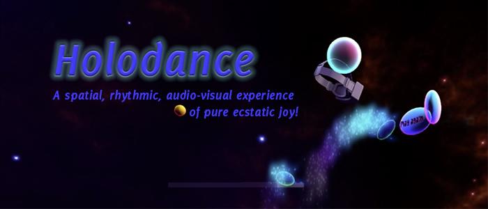 Holodance - Aktuelles VR Projekt von narayana games
